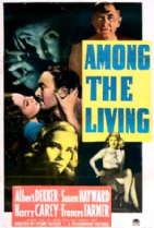 Among the Living 1941 DVD - Albert Dekker / Susan Hayward